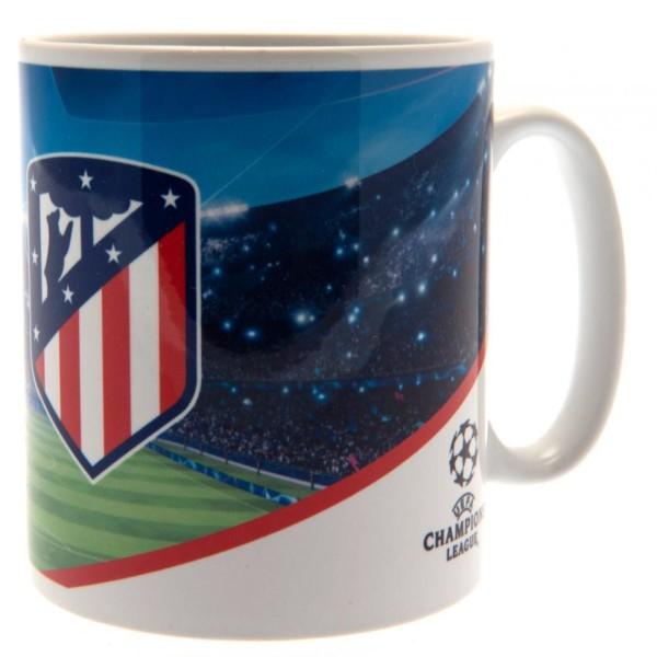Atletico Madrid FC Champions League rånar One Size