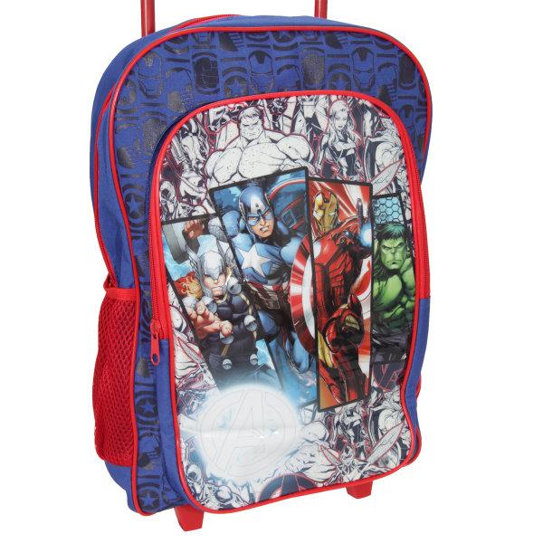 Avengers Barn- / barnvagnvagn One Size Blå röd