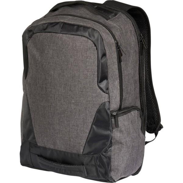 Avenue Overland 17 tum TSA bärbar ryggsäck One Size Heather Char