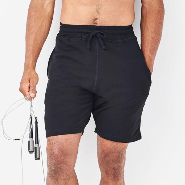 AWDis Just Cool Mens Jog Shorts XL Kolsvart