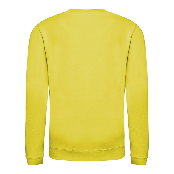 Awdis Just Hoods Barns / barn-tröja med Crew Neck 5-6 Years Solg