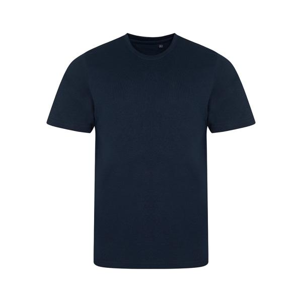 AWDis Tri Blend T-shirt för män Large Solid Navy