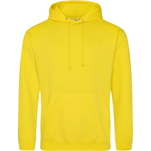 Awdis Unisex College Hooded Sweatshirt / Hoodie S Solgul