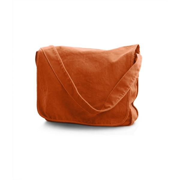 Bags By Jassz Canvas Messengerväska One Size Kanadensisk höstlön