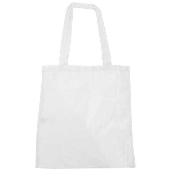 Bags By Jassz Populär organisk bomull med långt handtag Tote / S