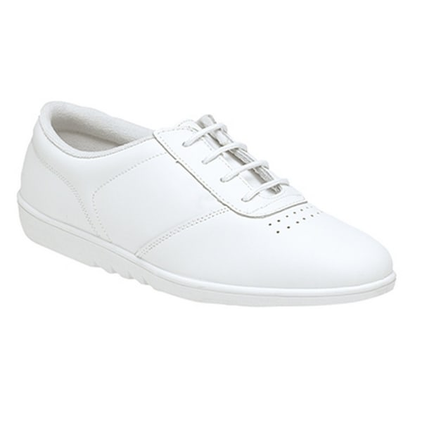 Boulevard Womens / Ladies Treble Fuller Fitting Oxford Shoes 7 UK