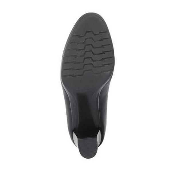 Boulevard Kvinnors / dam PU-läder vanligt sko (55 mm klack) 8 UK