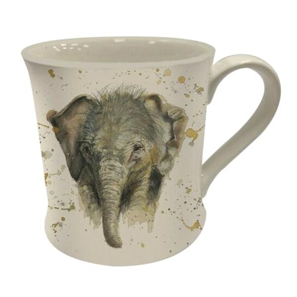 Bree Merryn Eliza elefantmugg One Size Vit / Grå