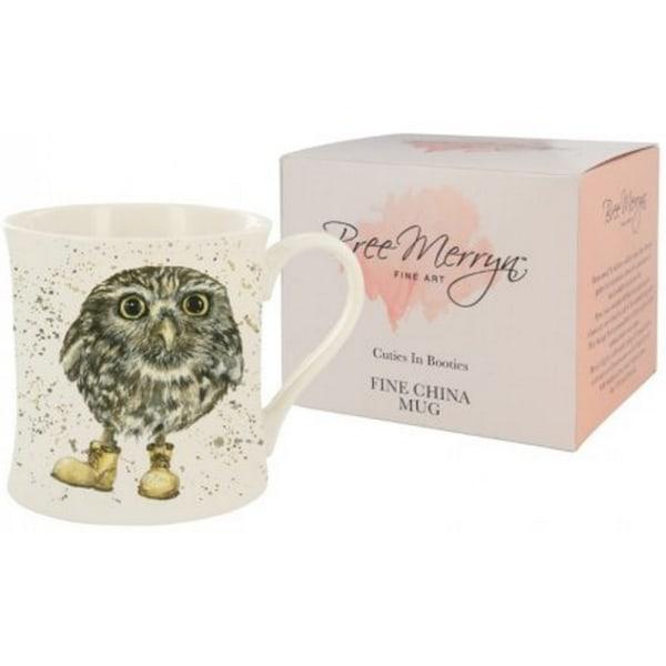 Bree Merryn Oakley The Little Owl Cuties in Booties rånar One Si