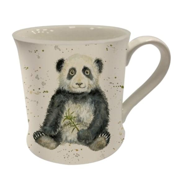 Bree Merryn Polly Panda rånar One Size Vit svart
