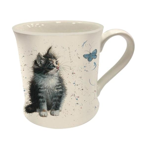 Bree Merryn Poppa kattungen rånar One Size Vit svart
