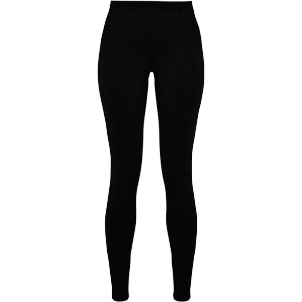 Build Your Brand Stretch-leggings för kvinnor / damer M Svart