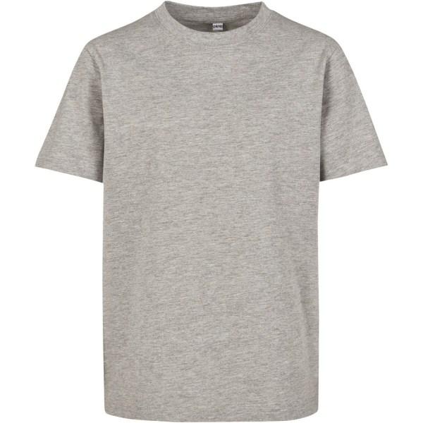 Build Your Brand T-shirt för barn / barn 11-12 Years Heather Gre
