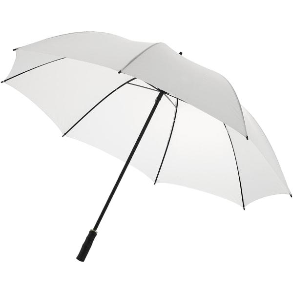 Bullet 23 tum Barry automatisk paraply 80 x 102 cm Vit
