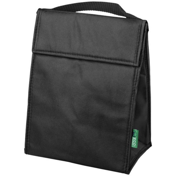 Bullet Triangle Non Woven Lunch Cooler Bag One Size Massiv svart