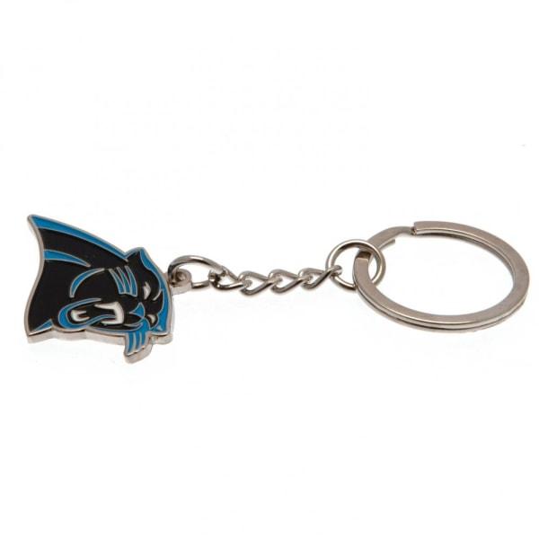 Carolina Panthers Nyckelring One Size Svart blå