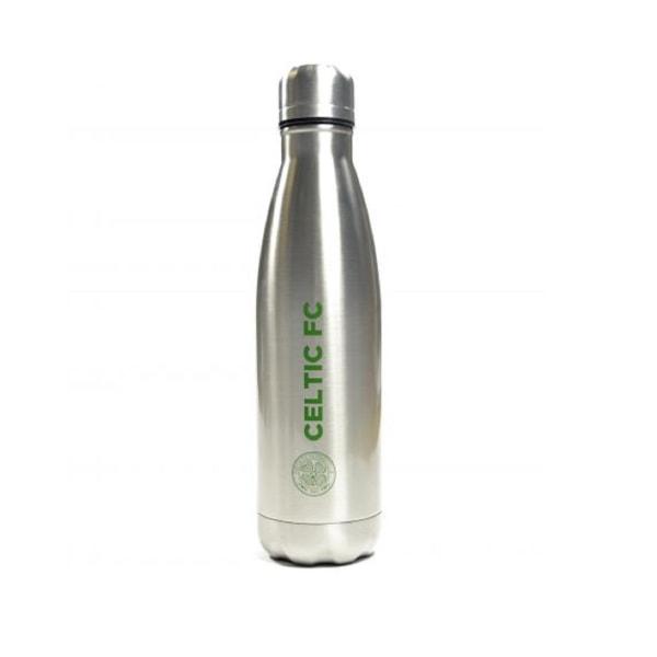Celtic FC 500 ml isolerad sportflaska One Size Silver