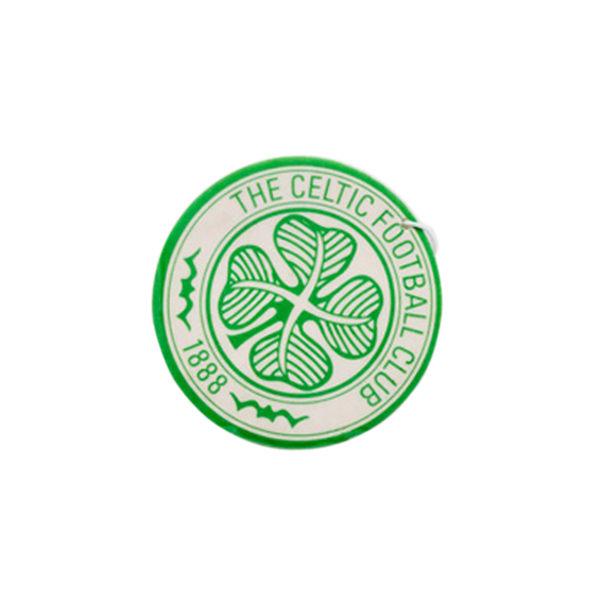 Celtic Official Crest Air Freshener One Size Vit / Grön