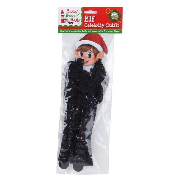Christmas Shop Elves Behavin Badly Sequin Celebrity Outfit For E