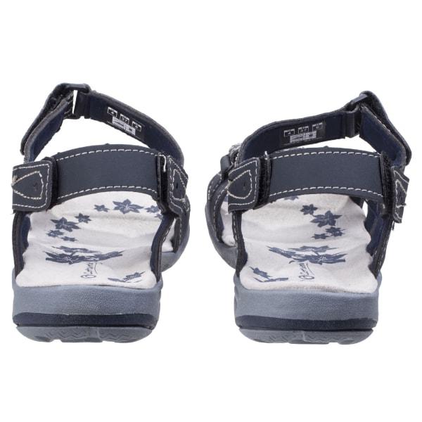 Cotswold Dam / Highworth sandaler för damer 3 UK Marin