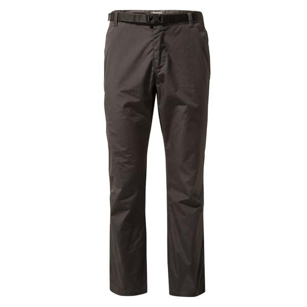 Craghoppers Mens Kiwi Boulder Trousers 32 / S Black Pepper