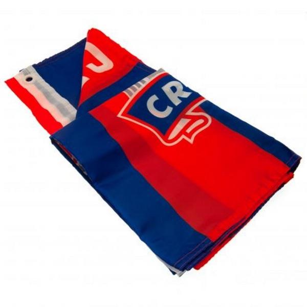 Crystal Palace FC Flagga One Size Blå röd