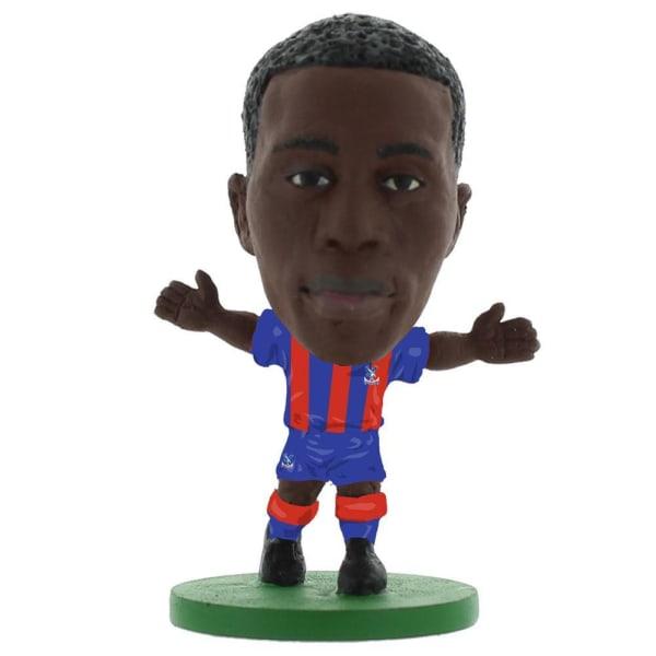 Crystal Palace FC SoccerStarz Wilfried Zaha One Size Blå röd