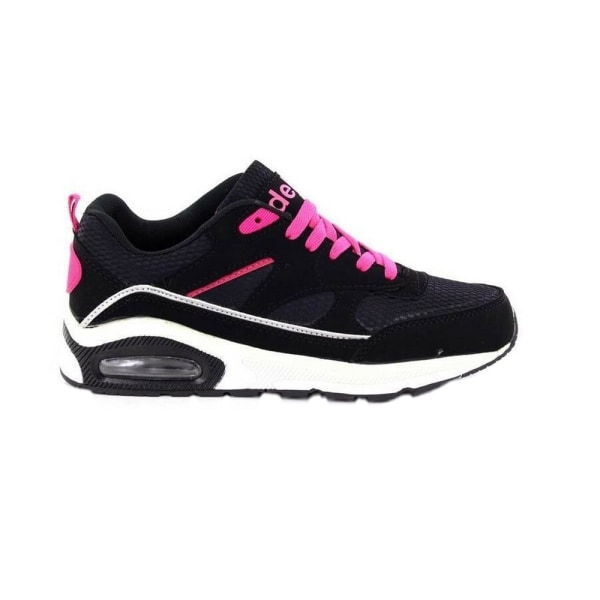 Dek Kvinnor / Ladies Air Supreme Lace Up Jogger Trainers 7 UK Sv