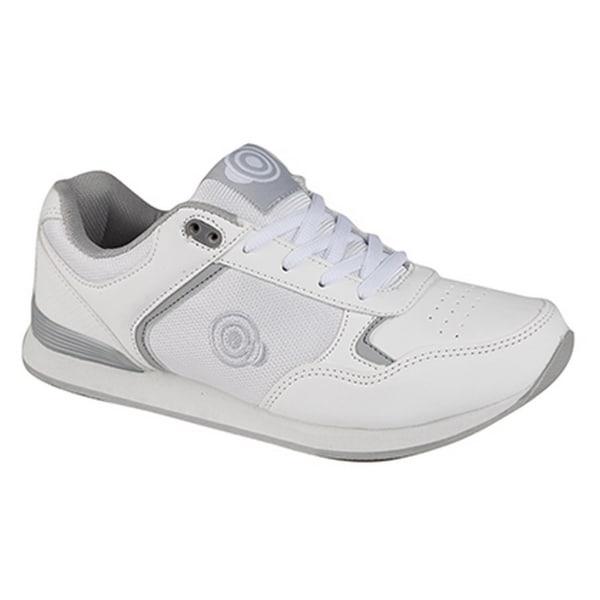 Dek Kvinnor / Ladies Kitty Lace Up Trainer-Style Bowls Shoes 6 U