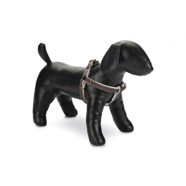 Designed By Lotte Virante Dog Harness One Size Brun