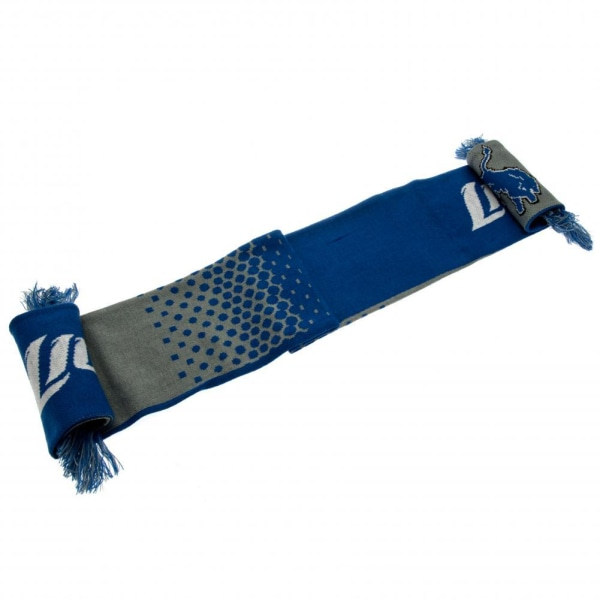 Detroit Lions FD-halsduk One Size Blågrå