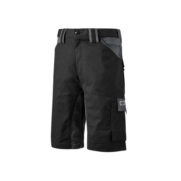 Dickies Vuxna Unisex GDT Premium Shorts 36R Svart / Grå