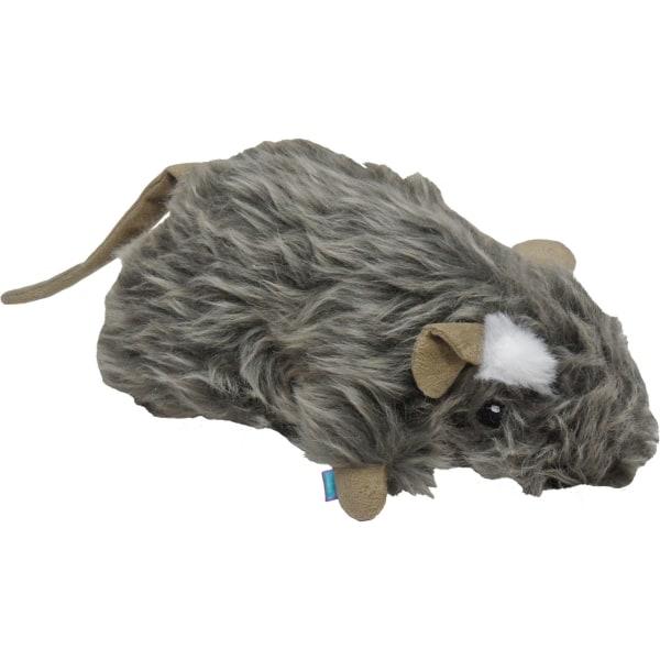 Dog & Co Country Plush Rat Dog Toy S Grå