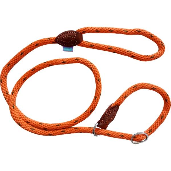 Dog & Co Supersoft Rope Dog Walking Slip Lead 14mm x 150cm Orang
