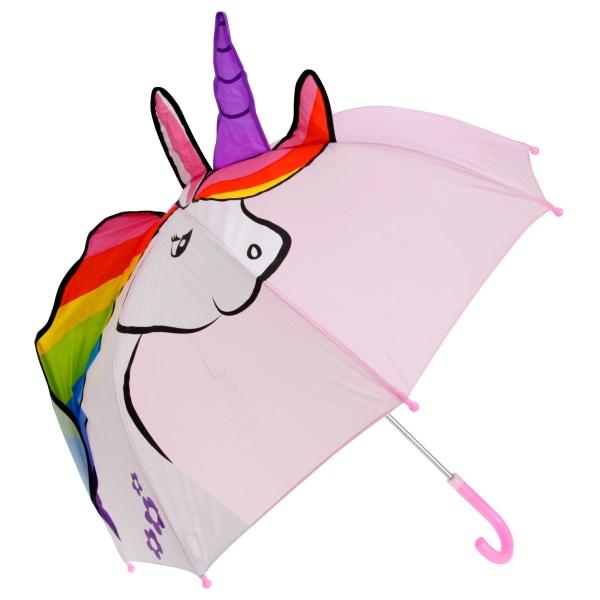 Drizzles Paraply för barn / barn One Size Rosa
