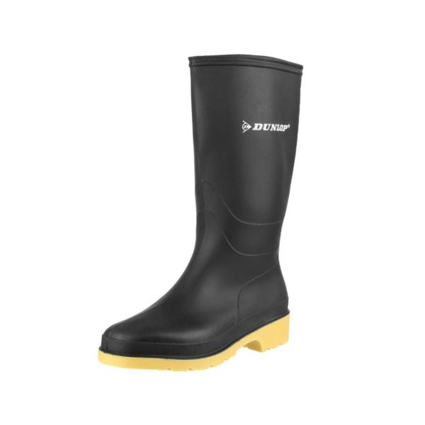 Dunlop BARN 16258 DULLS WELLY / Pojkestövlar 28 EUR Svart