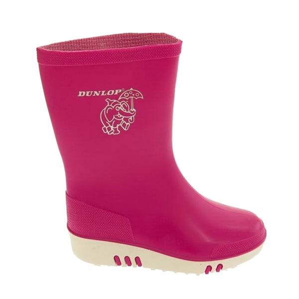 Dunlop Minigubbar för barn / barn 11 Child UK Rosa