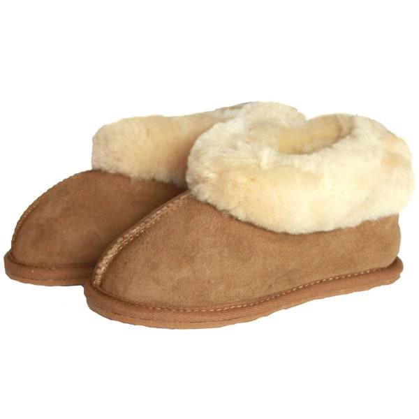 Eastern Counties Leather Barnkläder / barn fårskinn fodrade toff