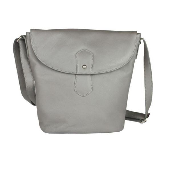 Eastern Counties Leather Dam- handväska för damer / damer med ru