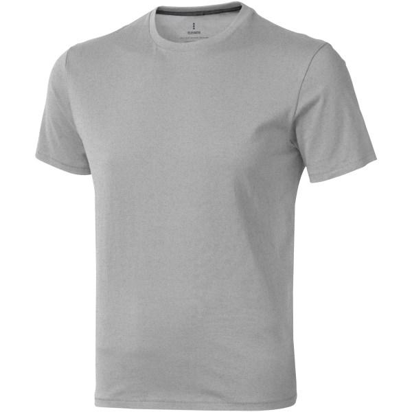 Elevate Nanaimo herrärmad T-shirt XXL Grå Melange