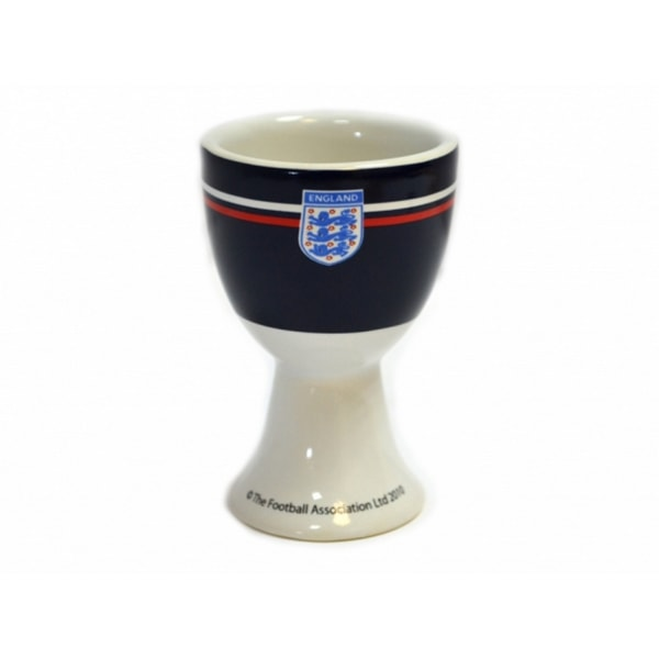 England Officiell fotbollsäggkopp One Size Vit / Navy / Röd