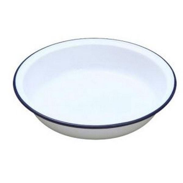 Falcon Pie Dish 22cm Vit
