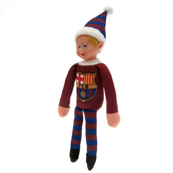 FC Barcelona Team Elf One Size Burgundy / blå