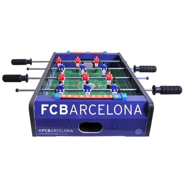 FC Barcelona Unisex bordfotboll One Size Röd blå