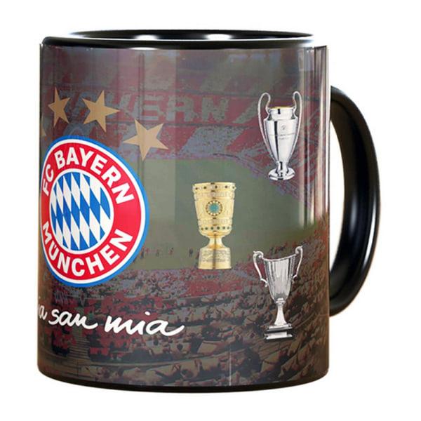 FC Bayern Munich Trophy Heat Changeing 11oz rånar One Size Flerf