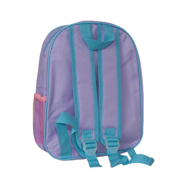Frozen II Ryggsäck för barn / barn med meshsidficka One SIze Blå