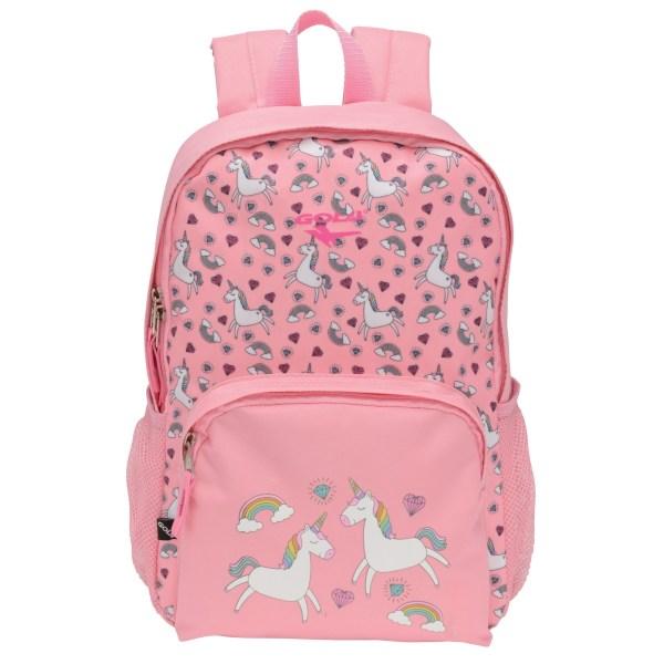 Gola Barn / barn Mini Unicorns ryggsäck One Size Pink / Mid Pink
