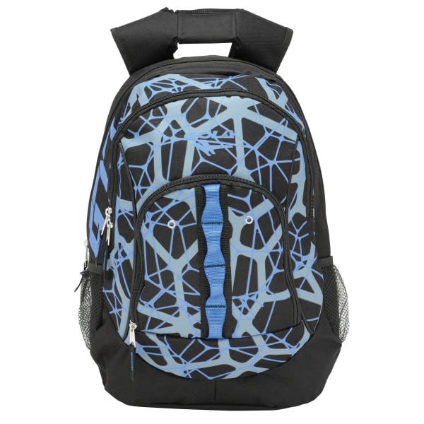 Gola Barnet / barn Orton Print ryggsäck One Size Svart blå