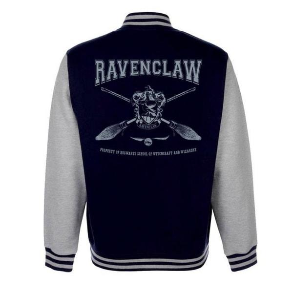 Harry Potter Dam / damer Ravenclaw Collegiate Varsity jacka XXL
