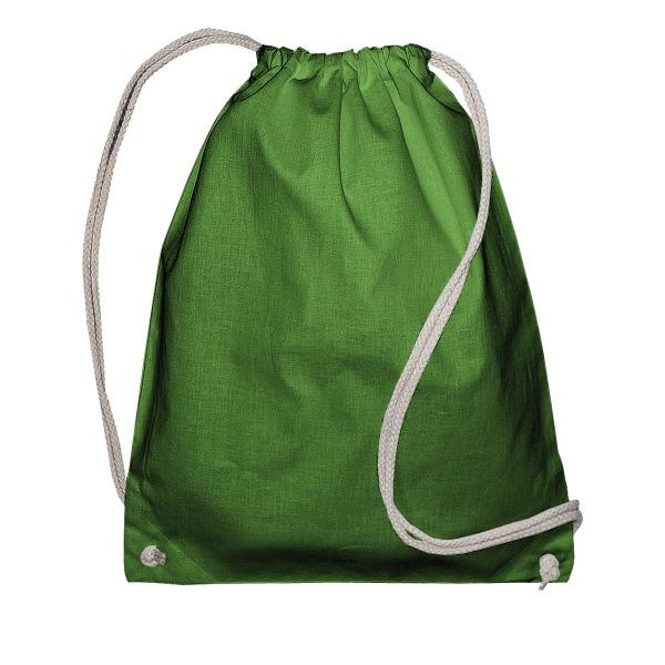 Jassz Väskor Lång ryggsäck (paket med 2) One Size Ärtgrön